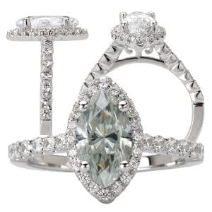 115218-100ms marqusie diamond semi-mount engagement ring